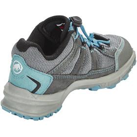 Mammut First Low GTX Shoes Kids graphite-cloud